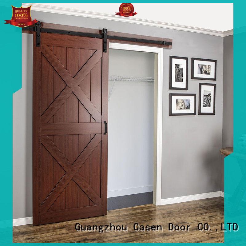 interior sliding doors glass for bathroom Casen