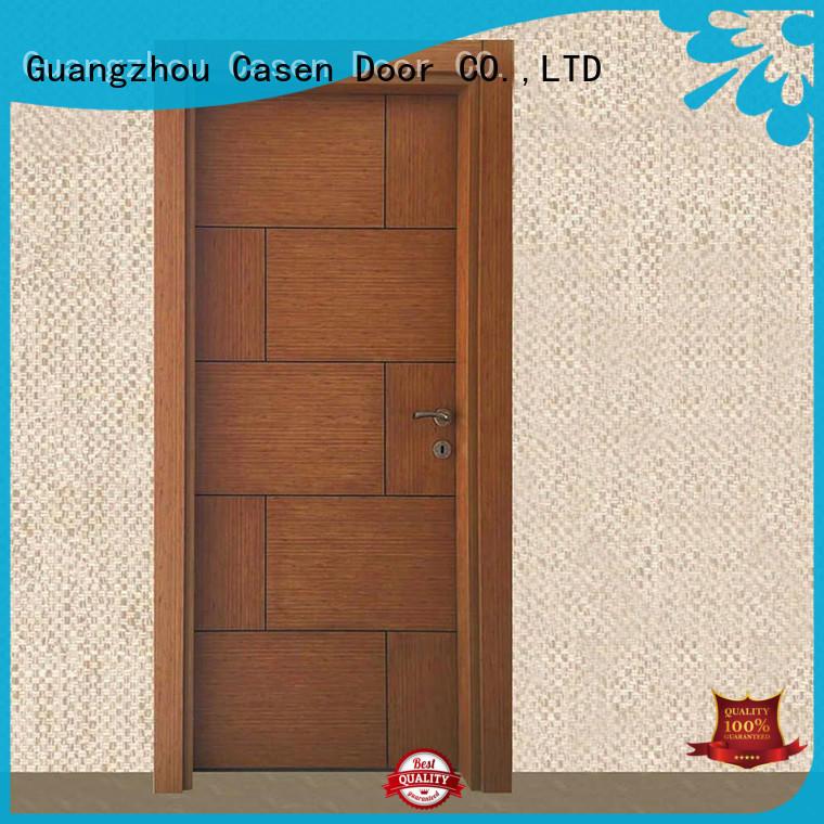 Casen simple design mdf doors wholesale for decoration