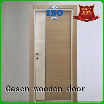 Casen mdf interior doors easy installation for dining room