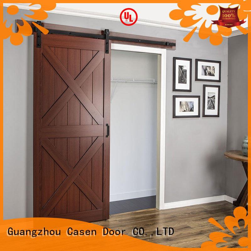 Casen space interior sliding doors ODM for store