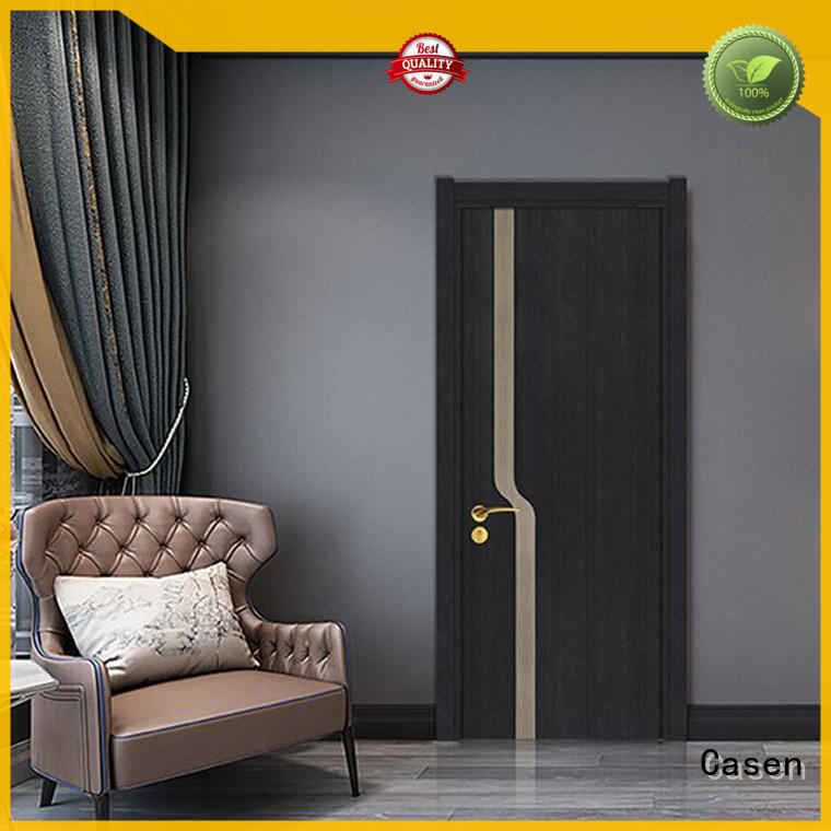 white wood contemporary composite doors interior for bedroom Casen