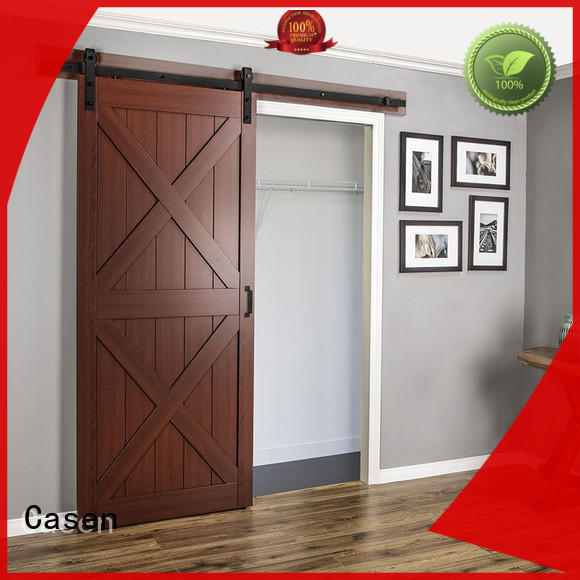 Casen custom made interior sliding barn doors special for house