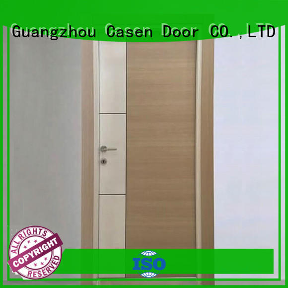 durable mdf interior doors high quality for dining room Casen