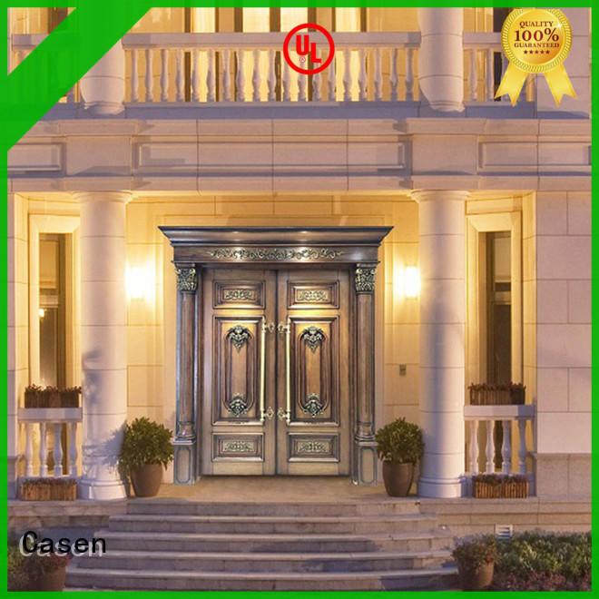Casen glass modern entry doors antique for house