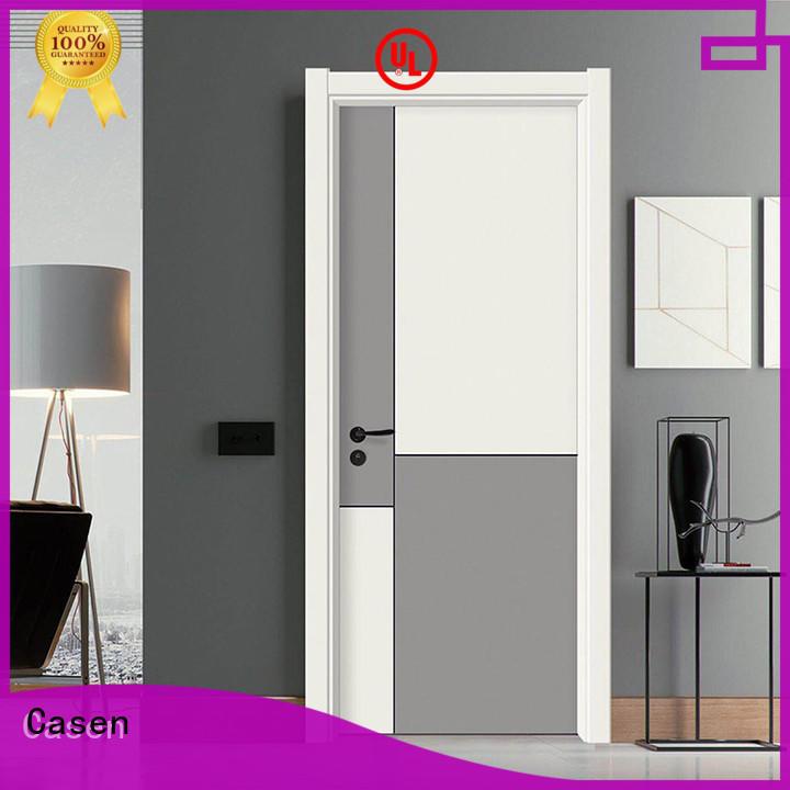 flat grey composite doors gray Casen