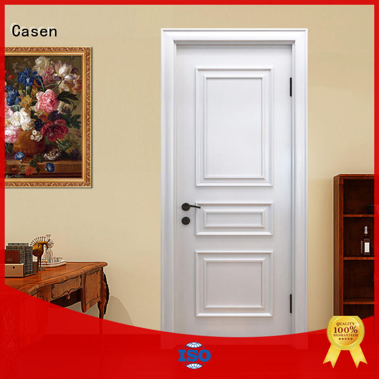 Casen american luxury wooden doors french design for store decoration