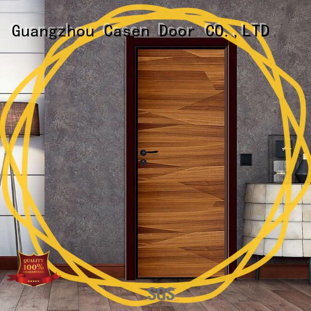 Casen wooden small internal doors dark for bathroom