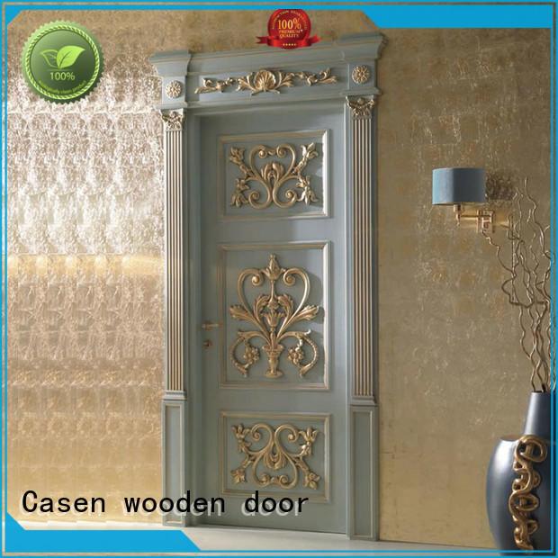 single design white Casen Brand fancy doors