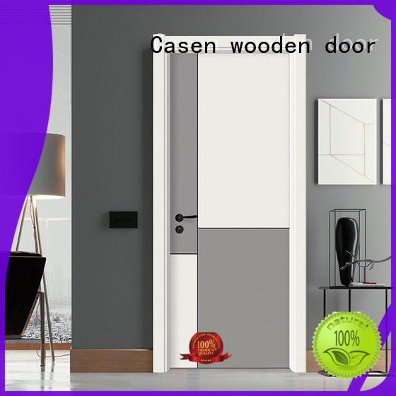 Casen plain 6 panel doors gray