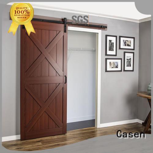 space interior barn doors ODM for store Casen