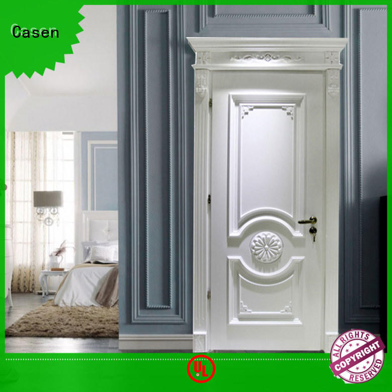 Casen modern fancy doors fashion for bathroom