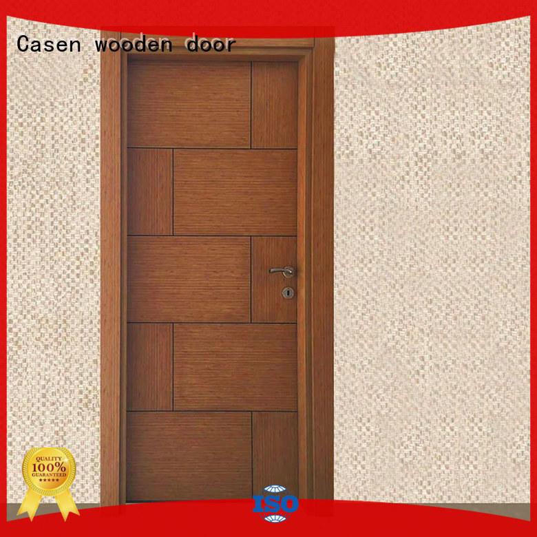 room Custom dark mdf doors flat Casen