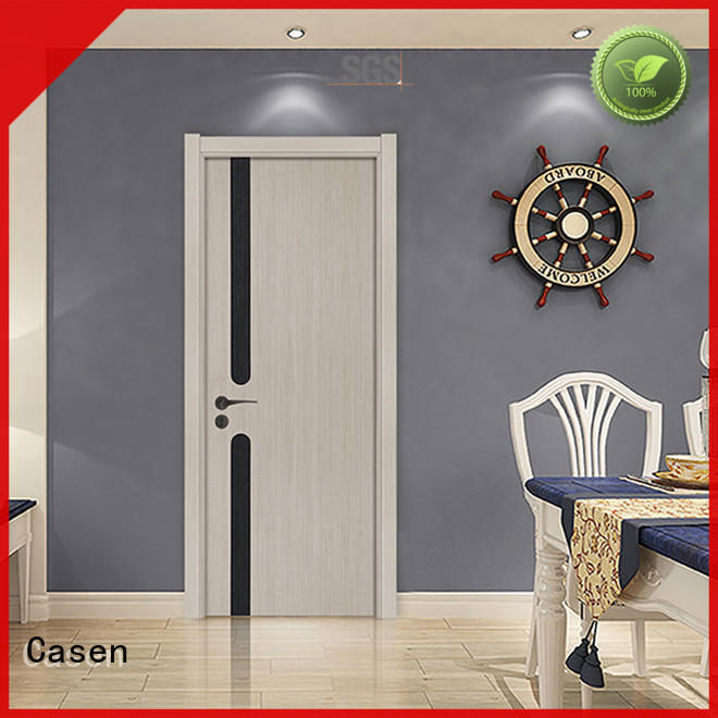 half glazed internal doors ODM for washroom Casen