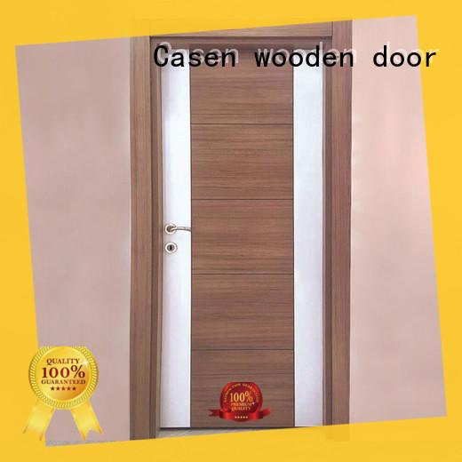 Casen high-end mdf bedroom doors funky for washroom