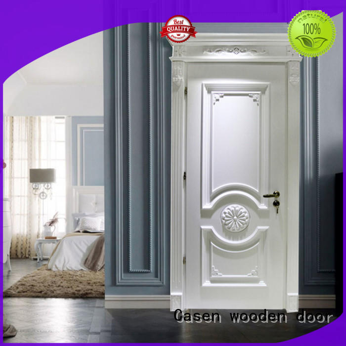 fashion single flowers french luxury doors Casen Brand