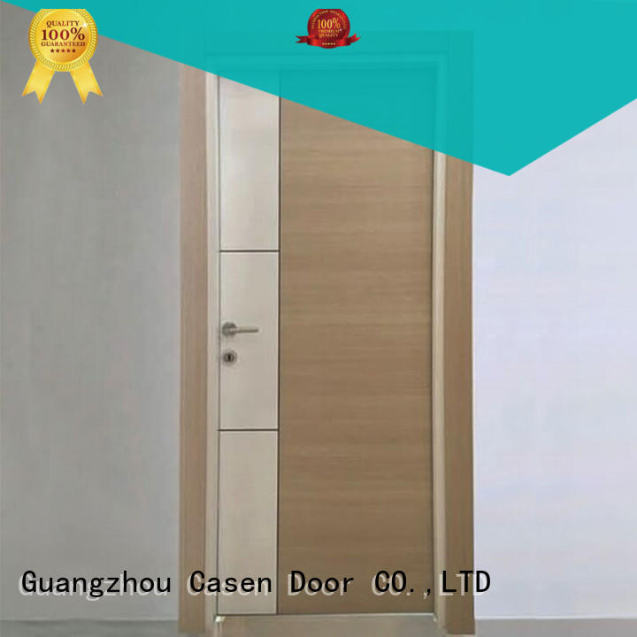 fast installation mdf bifold doors durable cheapest factory price for washroom