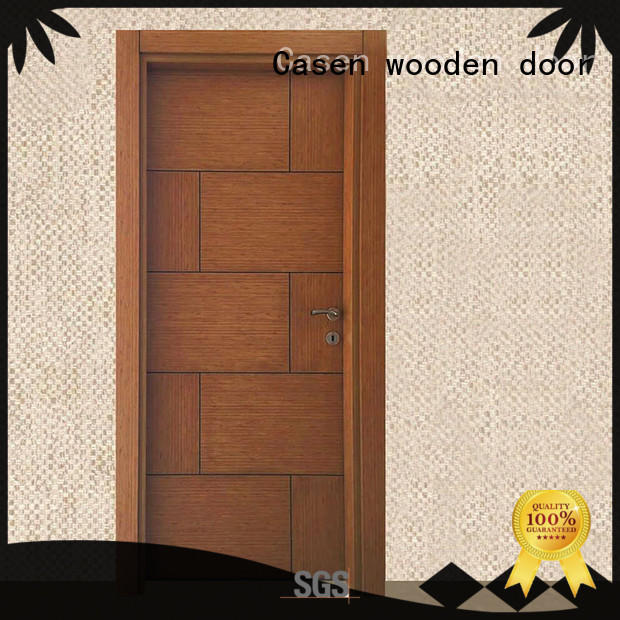 fast installation mdf interior doors high quality cheapest factory price for bedroom
