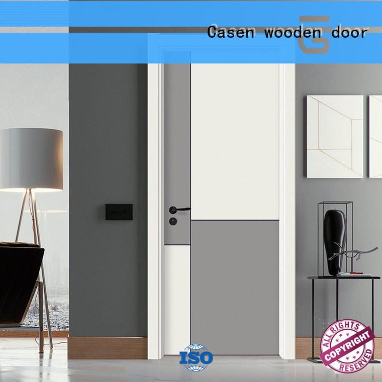 high quality composite wood door white wood best design