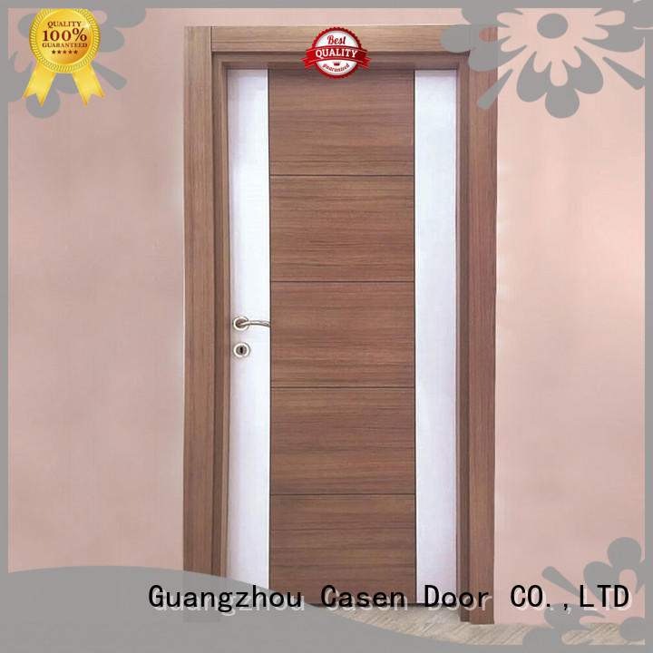 free delivery mdf interior doors wholesale for washroom