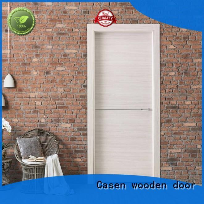 Casen ODM hdf doors wholesale for dining room