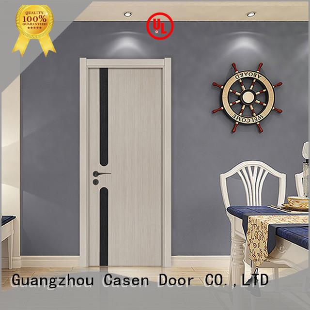 Casen OEM contemporary internal doors wholesale for bedroom