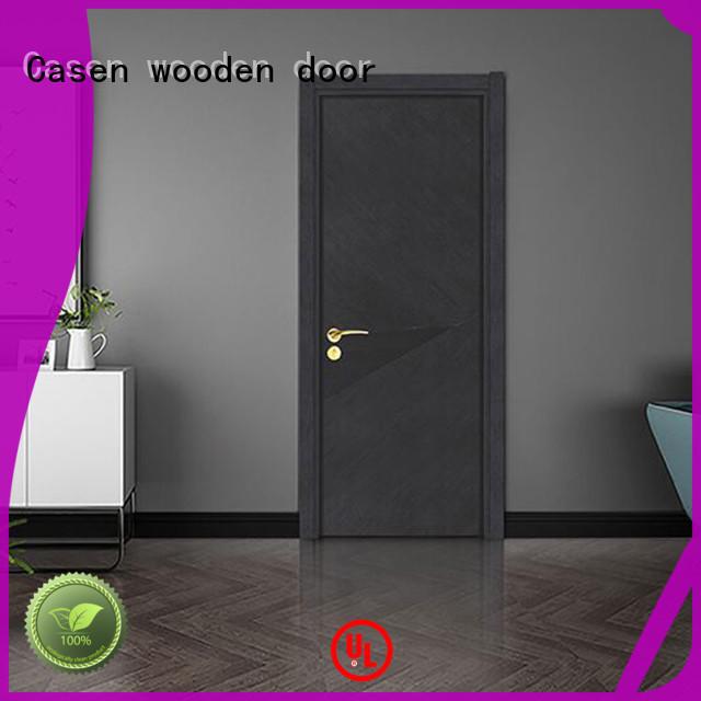interior composite door best design for washroom Casen