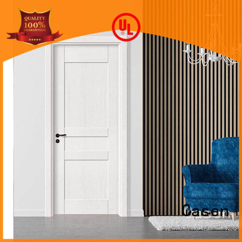 Casen free delivery hotel door wholesale for washroom