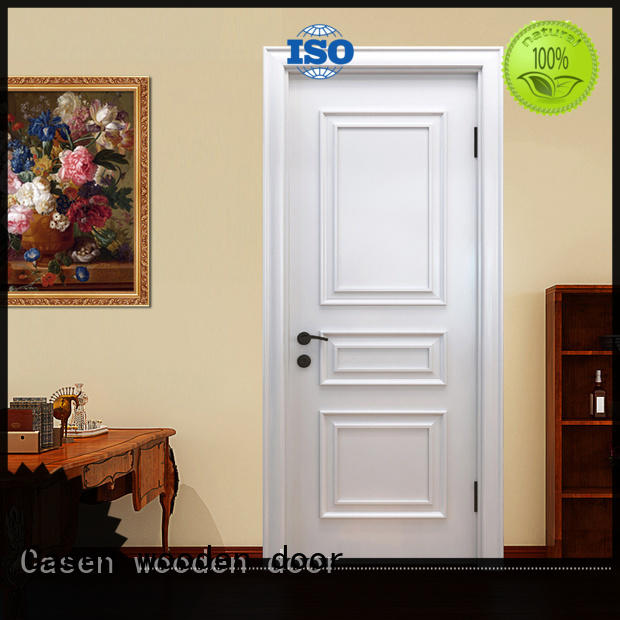 Casen wooden style doors modern for store decoration