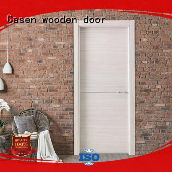 Casen top brand front door with sidelights free delivery for washroom