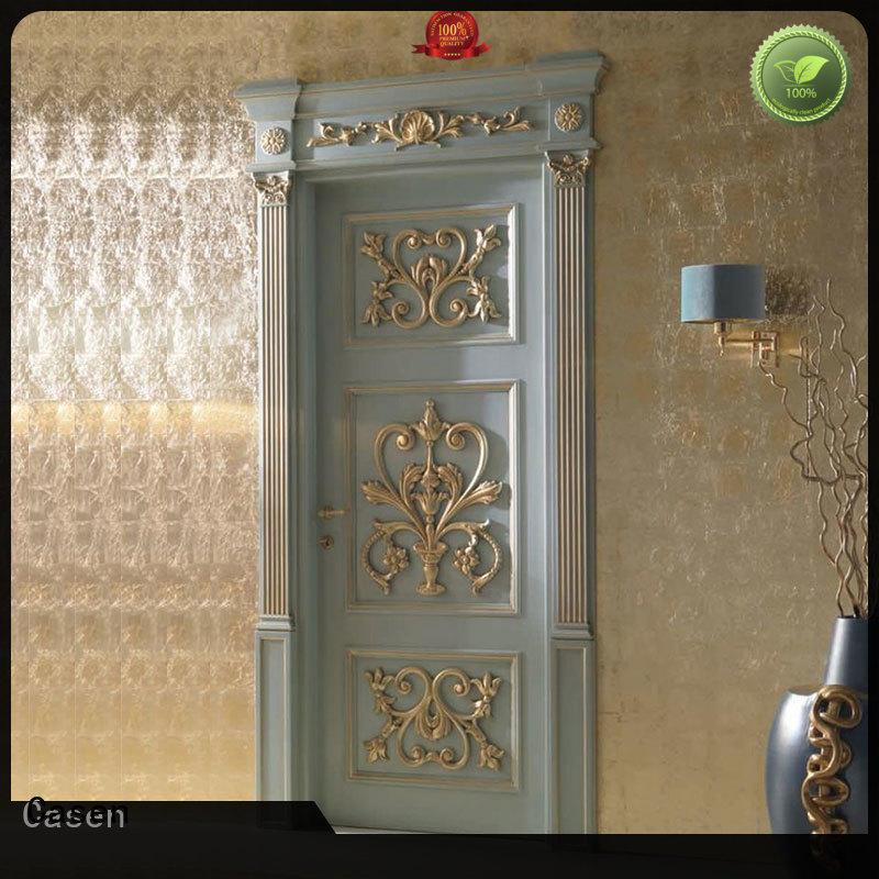 bathroom modern fancy doors design Casen Brand company