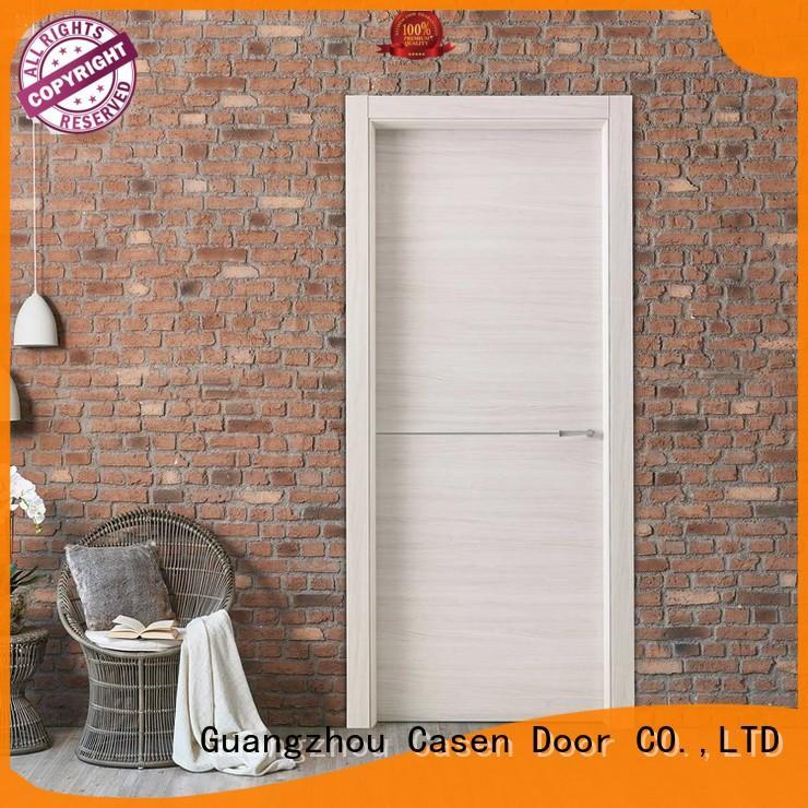 Casen Brand main roomwashroom hdf moulded door