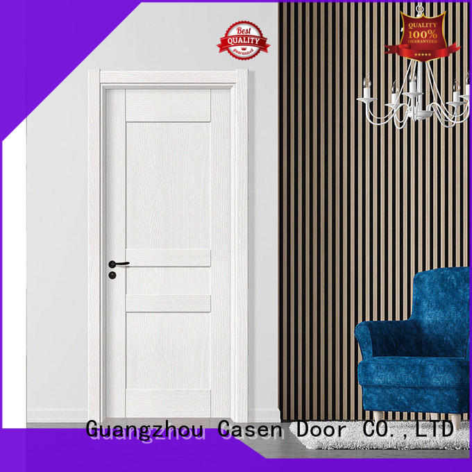 Casen funky mdf interior door manufacturers easy installation for decoration
