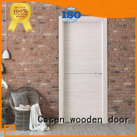 Casen Brand flower hdf doors door factory