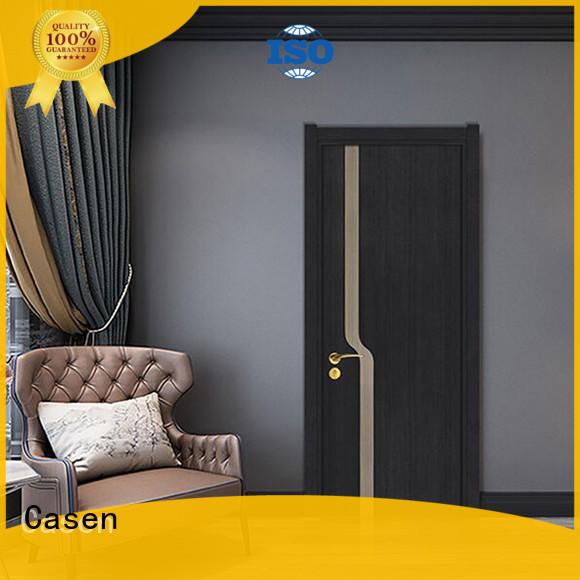 flat bedroom wood 4 panel doors Casen Brand