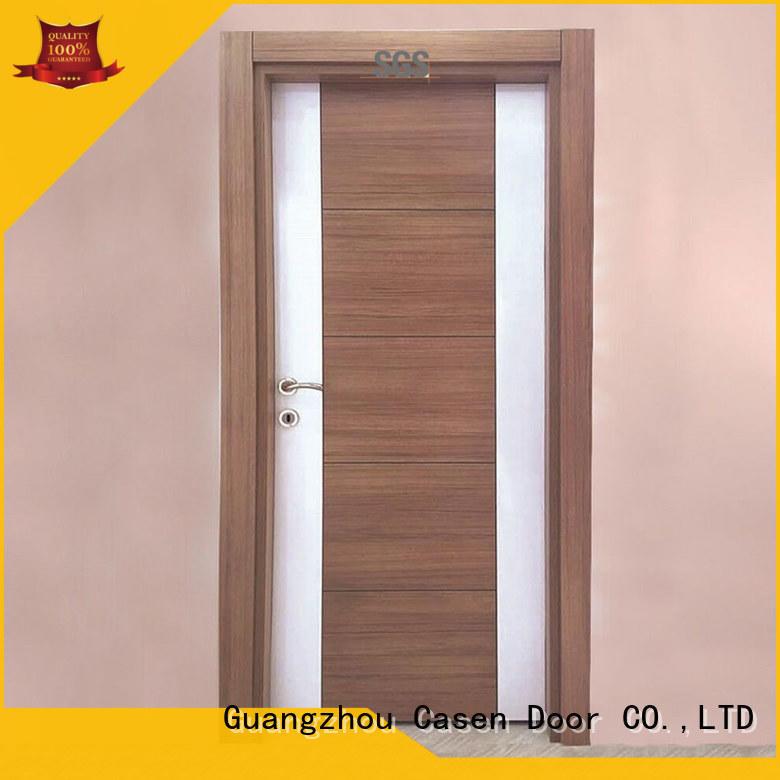 Quality Casen Brand wood flat mdf doors
