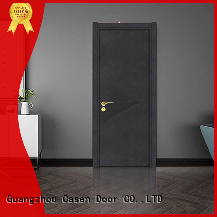 light color 6 panel doors flat simple style for bedroom
