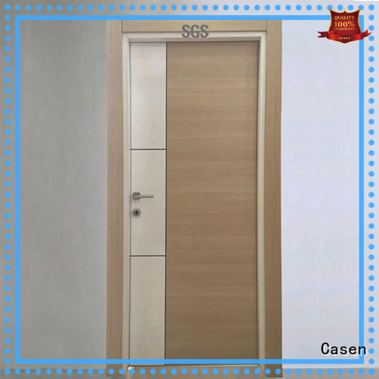 Casen chic mdf doors at discount for washroom
