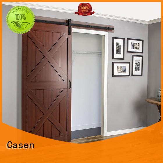 Casen bespoke interior barn doors OBM for bedroom