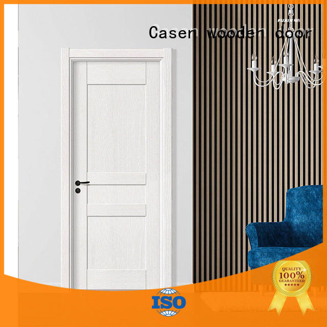 room bedroom door design solid core mdf interior doors Casen Brand