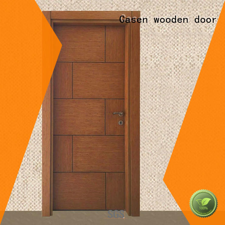 Casen mdf panel doors durable for bedroom