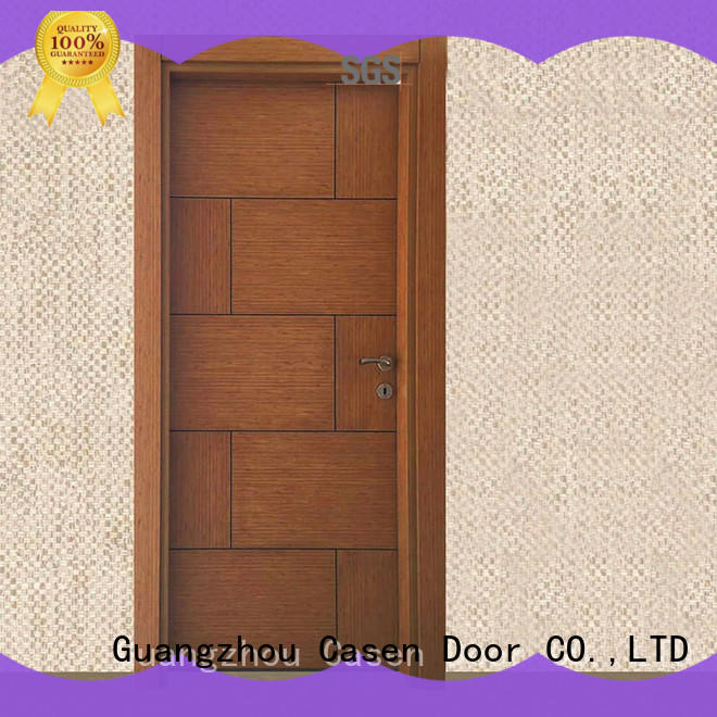 Casen high quality hotel door cheapest factory price for washroom