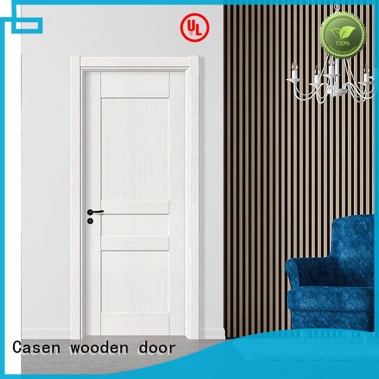solid core mdf interior doors design flat Casen Brand company