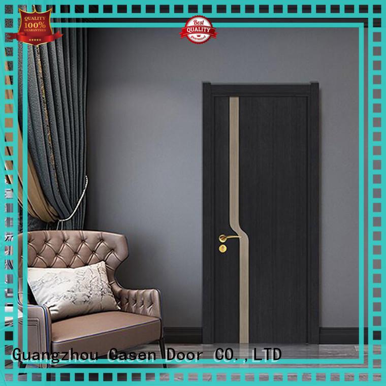 inside dark 4 panel doors simple Casen company