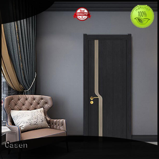 Casen interior composite wood door simple style