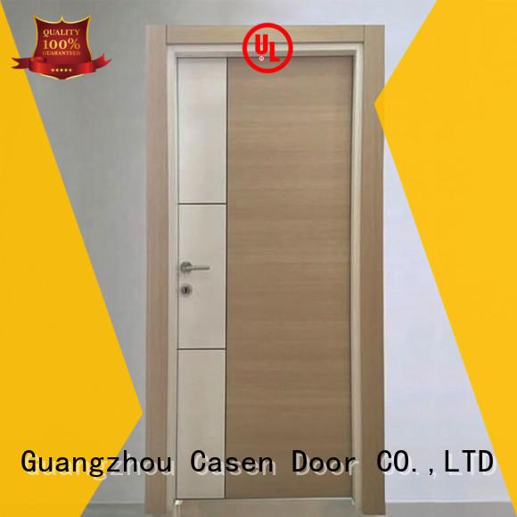 chic hotel door easy installation for washroom Casen