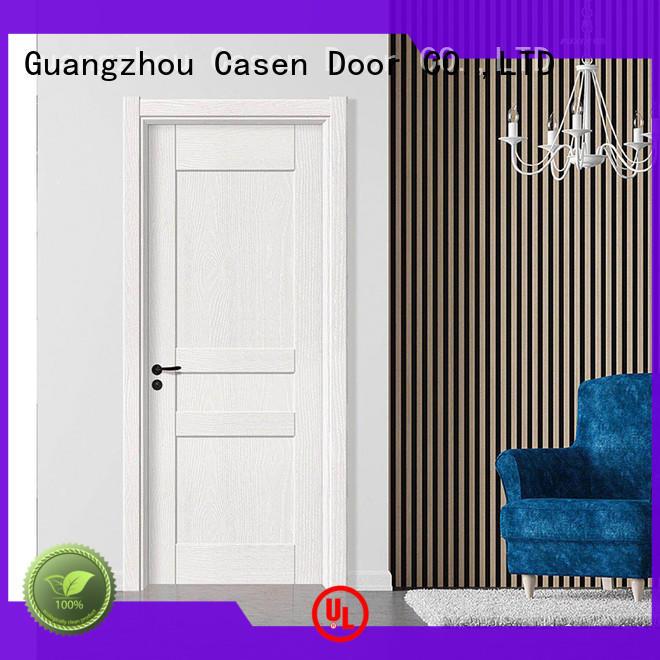 Casen durable hotel door wholesale for washroom
