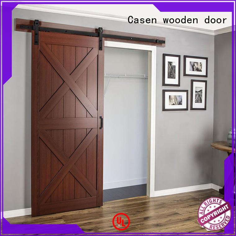 space doors Casen Brand mdf barn door