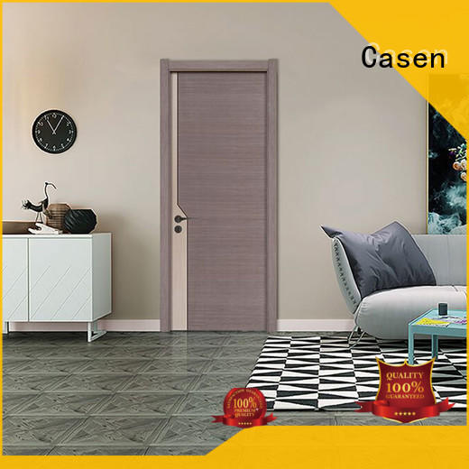 Casen durable modern interior doors cheapest factory price for hotel