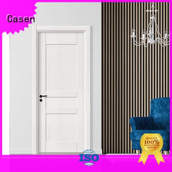 Casen high-end mdf doors for sale wholesale for washroom