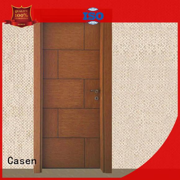 Quality Casen Brand solid core mdf interior doors bedroom